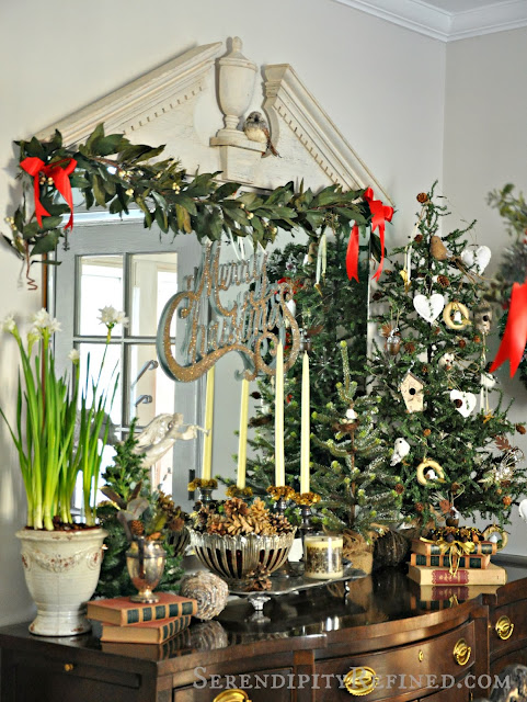 Serendipity Refined Blog French Country Inspired Christmas Dining Room