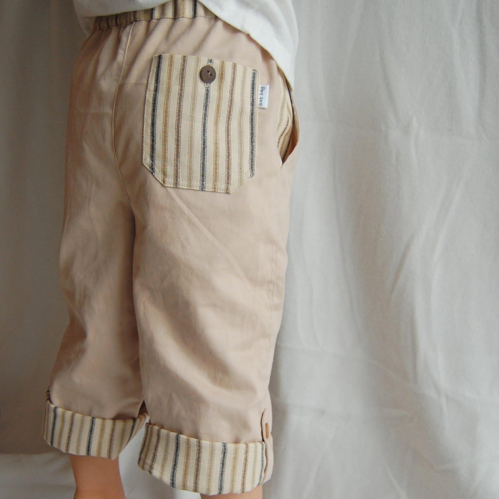 Как сшить детские брюки на мальчика своими руками для 85
