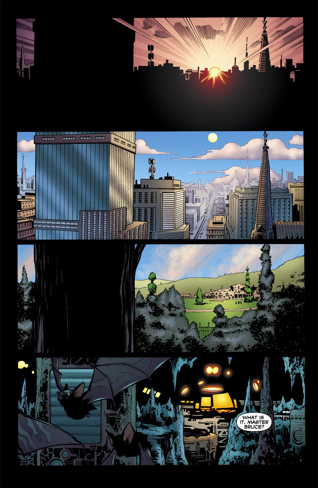 Detective Comics (1937) 818 Page 4