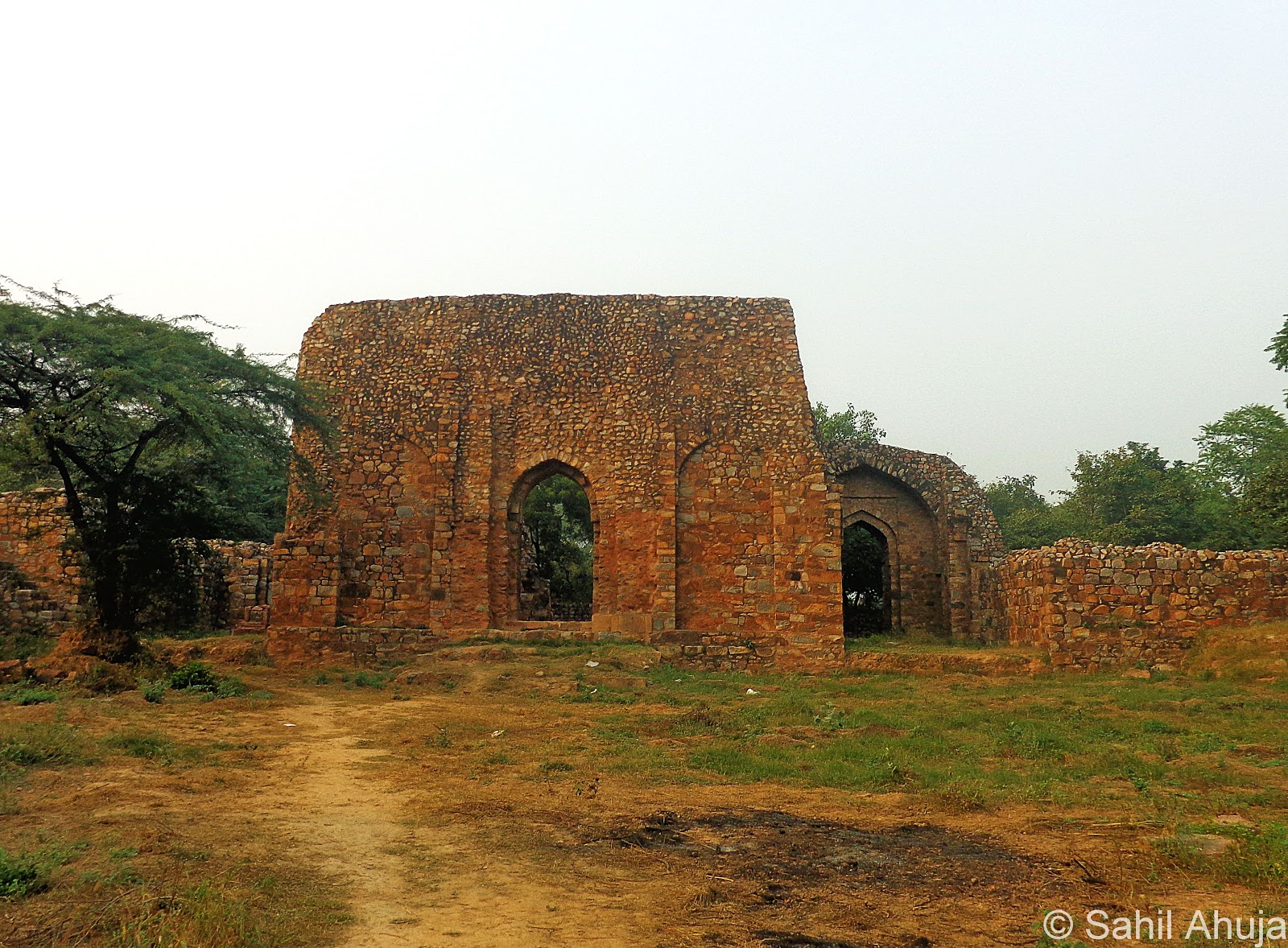 Ghiyasuddin Balban Tomb Pixelated Memories: Gh...