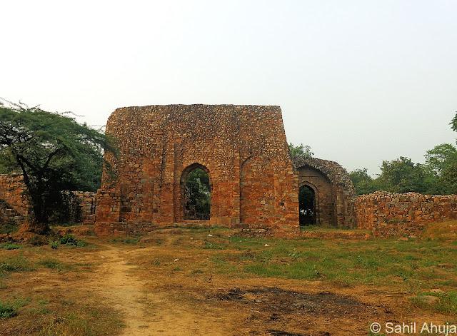 Ghiyasuddin Balban Tomb Pixelated Memories: Gh...