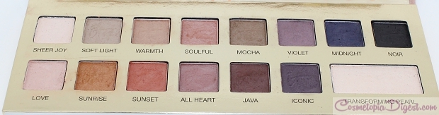IT Cosmetics Naturally Pretty Vol 1. Matte Transforming palette swatches, comparison, photos
