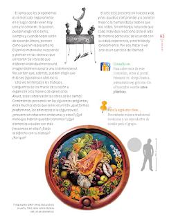 Lección 19 Lo siento, lo veo y lo expreso - Educación Artística 6to Bloque 5 2014-2015