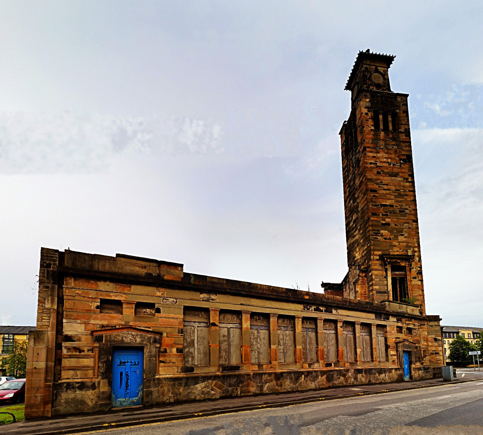 Caledonia Road Church, Gorbals, Glasgow
