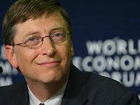 12 Kalimat Inspiratif Dari Bill Gates