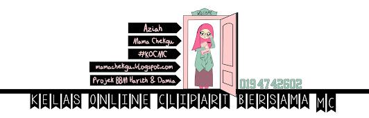 Kelas Online Clipart bersama MC