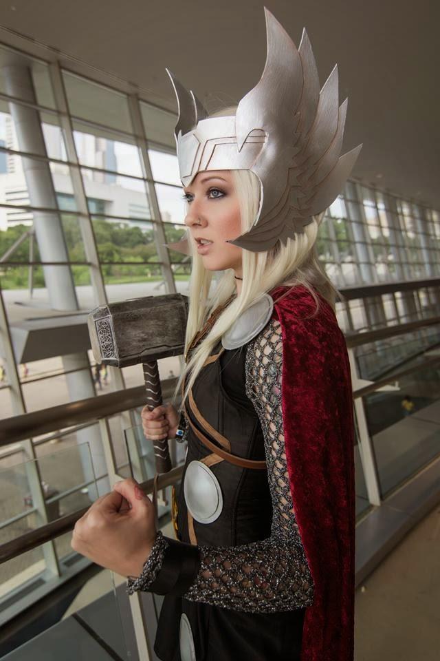Women's Thor Costume