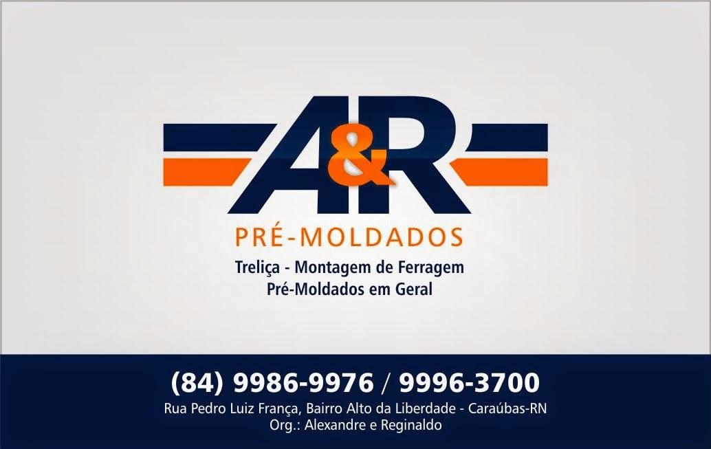 A&R PRÉ-MOLDADOS