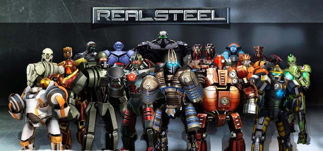 Real Steel HD 1.21.1 APK