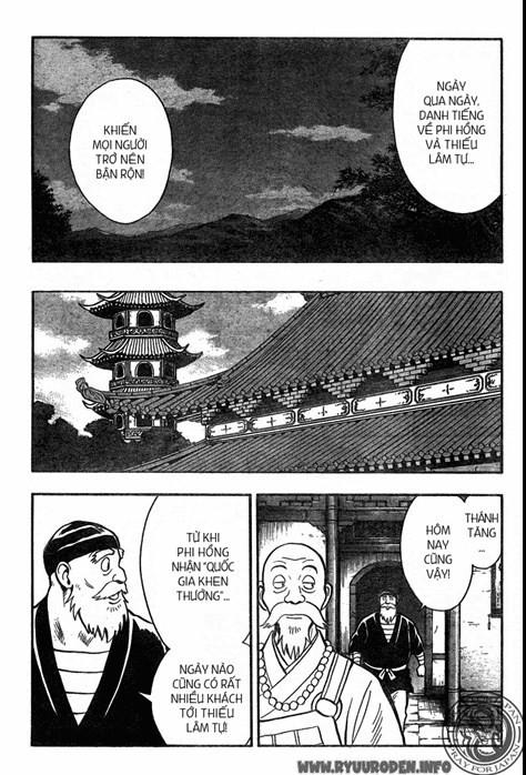 Hoàng Phi Hồng Phần 4 chap 50 Trang 7