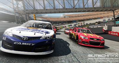 NASCAR The Game 2013 Screenshots 2
