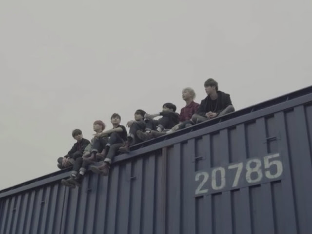 BTS MV of the Month