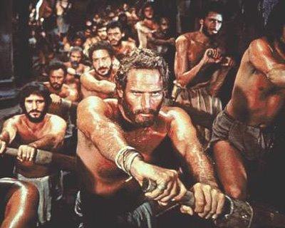 Mitos y leyendas: La chusma de galeras