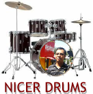 nicer drums