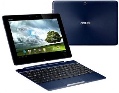 Prezzi e data di vendita dei nuovi Tablet Tegra 3 Asus