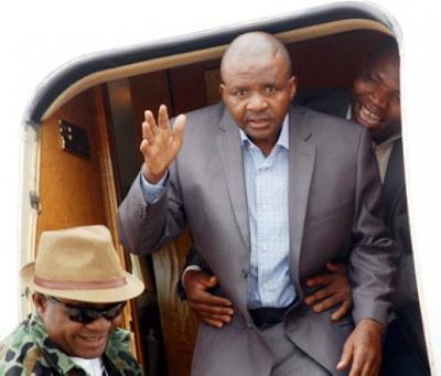governor suntai mentally unstable