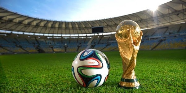 Jadwal Pertandingan Piala Dunia Brazil 2014