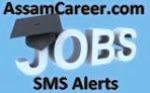 Assam Jobs SMS 2013
