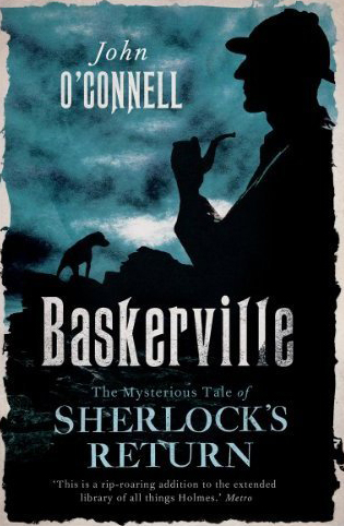 Baskerville, by John O'Connell, Saturday, 12 May 2012