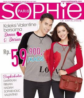 Katalog Sophie Martin Februari 2014