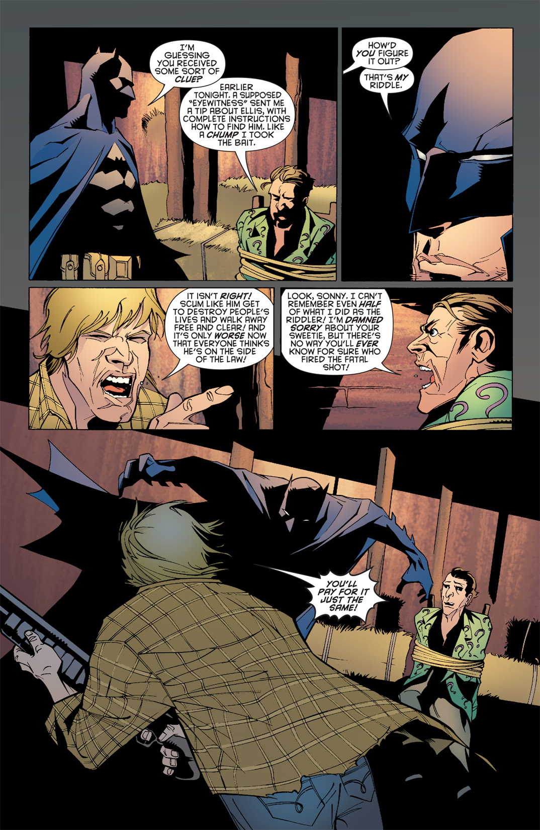 Detective Comics (1937) Issue #845 Page 21