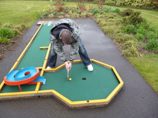Ping Pong Crazy Golf