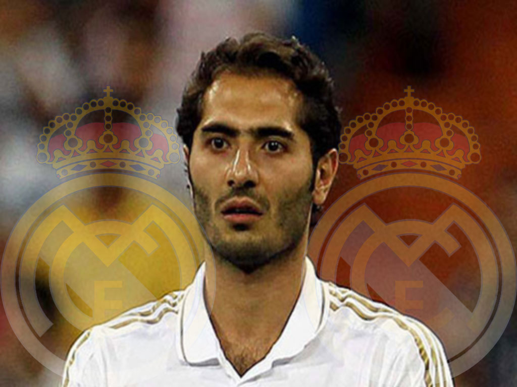 Real Madrid Hamit Altintop Hd Wallpapers
