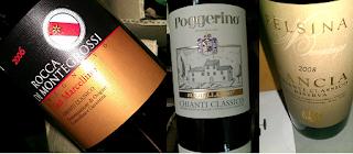 Chianti Classico Riserva - brilliant drinking.