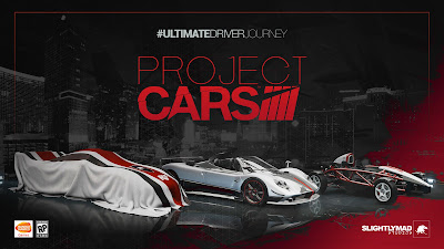 Videojuego Project Cars