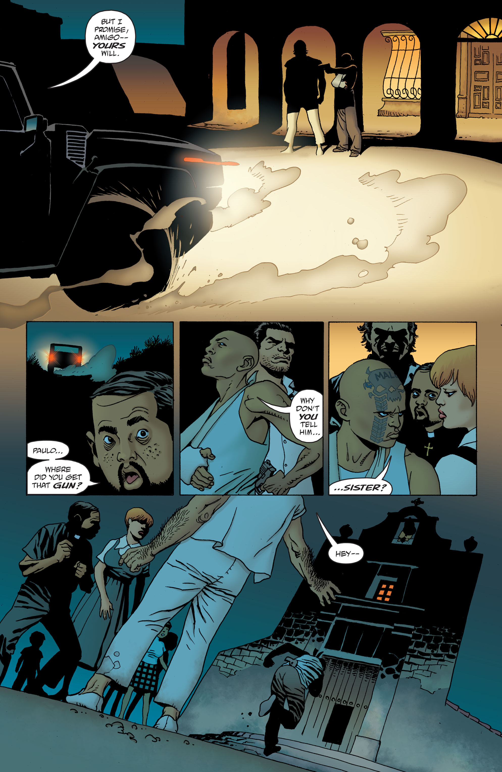 100 Bullets: Brother Lono Full Page 126