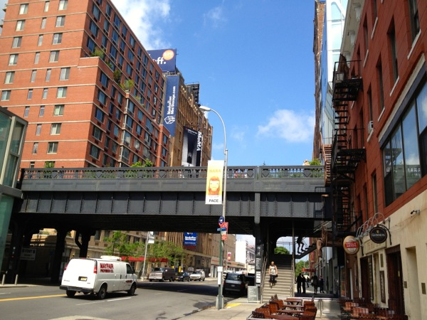 Now This Life - High Line - New York City