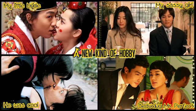 my little bride, my sassy girl, he was cool , seducing mr perfect,  a new kind of hobby