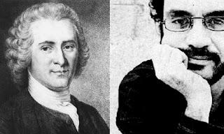 Jean Jacques Russo e Renato Rousseau