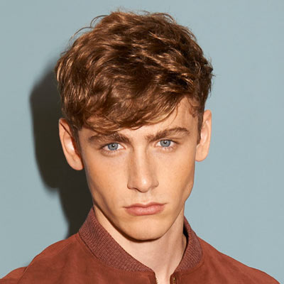 All About Hair For Men Brown Hair Color For Men