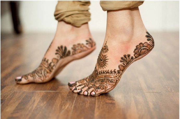 Modern Bridal Mehndi Designs : Best latest modern henna designs stylish by nature