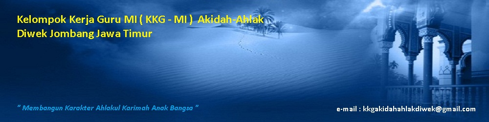 KKG Akidah-Ahlak Diwek Jombang