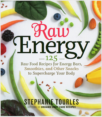 Raw Energy Book Review - Healthy Living - Naturally Savvy