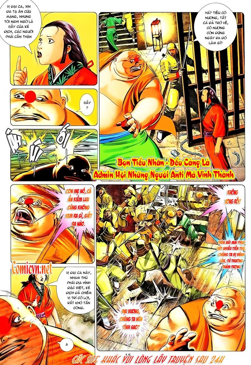 Phong Vân chap 637 Trang 15 - Mangak.info