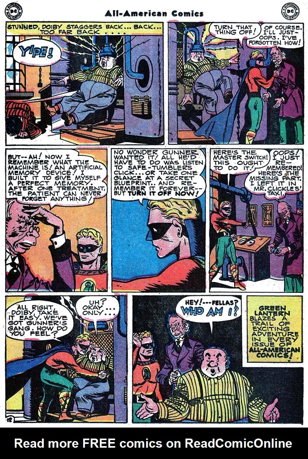 Read online All-American Comics (1939) comic -  Issue #87 - 22