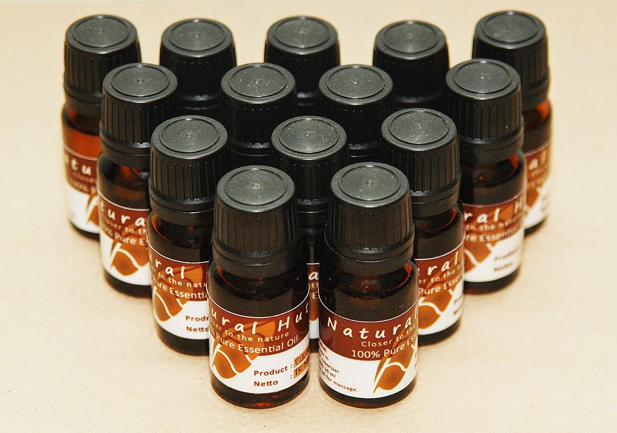 perawatan rambut natural alami minyak esensial