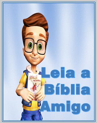 Ler a Bíblia é o melhor que podemos fazer.