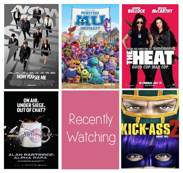 summer 2013 blockbusters