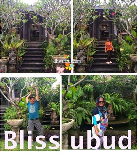 menginap di Bliss Ubud Bali