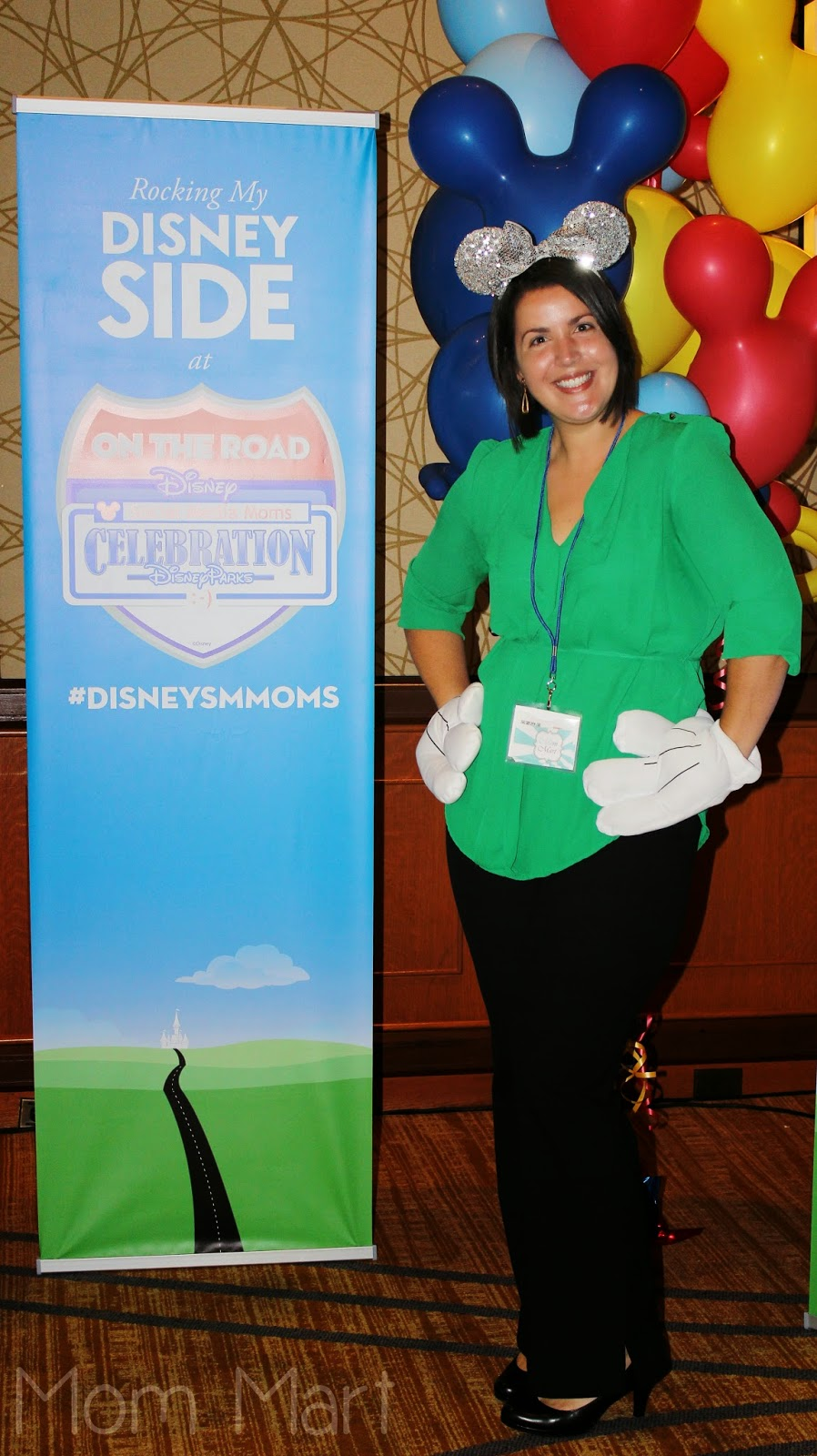 Disney OTR Celebration in Chicago #DisneyOTR #DisneySMMedia #MomMart