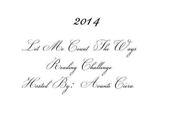 http://creativelycrazed.com/let-me-count-the-ways-2014-reading-challenge/