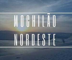 Mochilão Nordeste