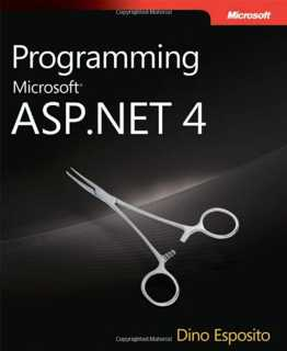 EBOOK [PDF] -  Programming Microsoft ASP.NET 4 