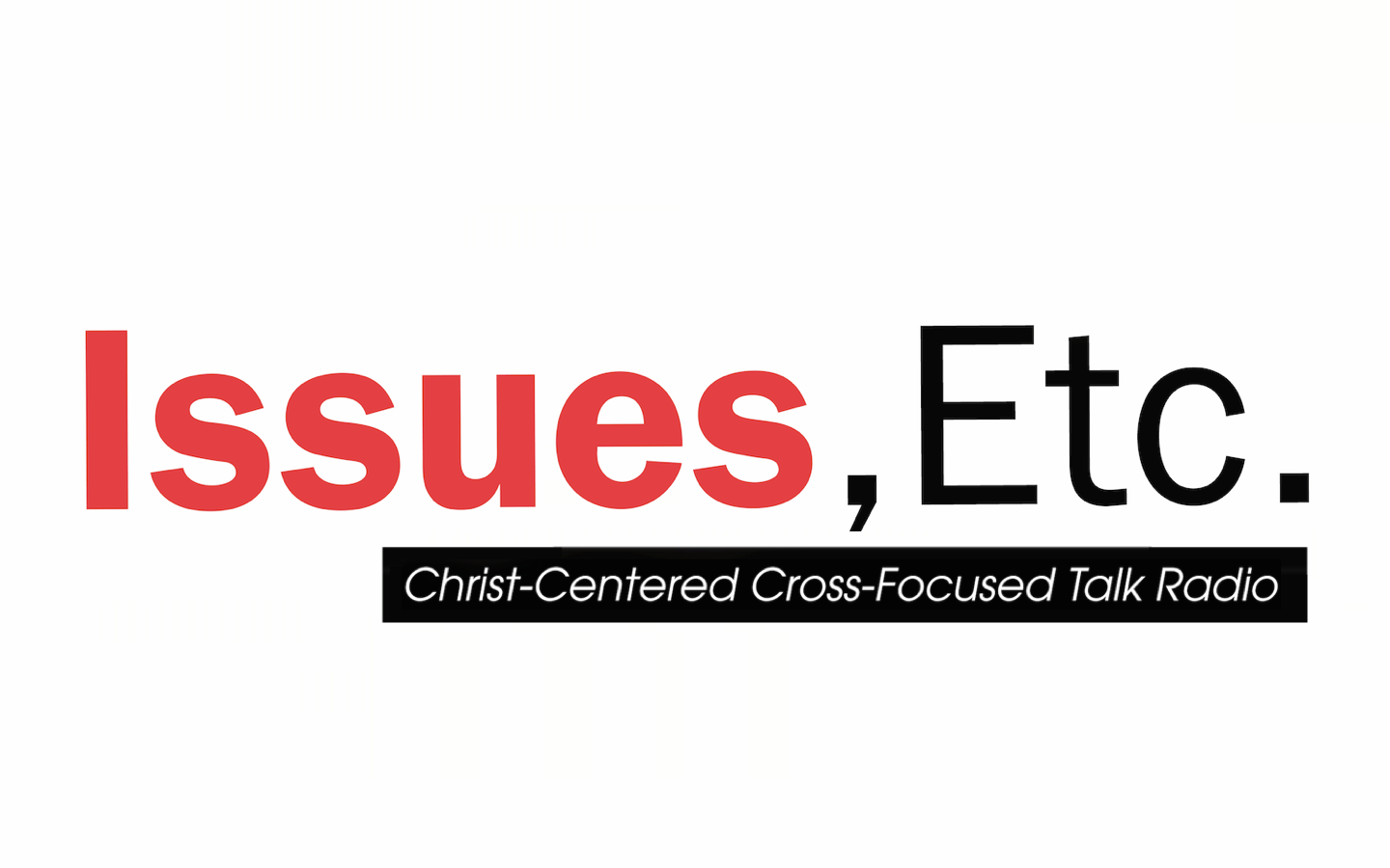 Interview on Issues, Etc.: Does the Church Find Herself in the Same Culture as the First Century?