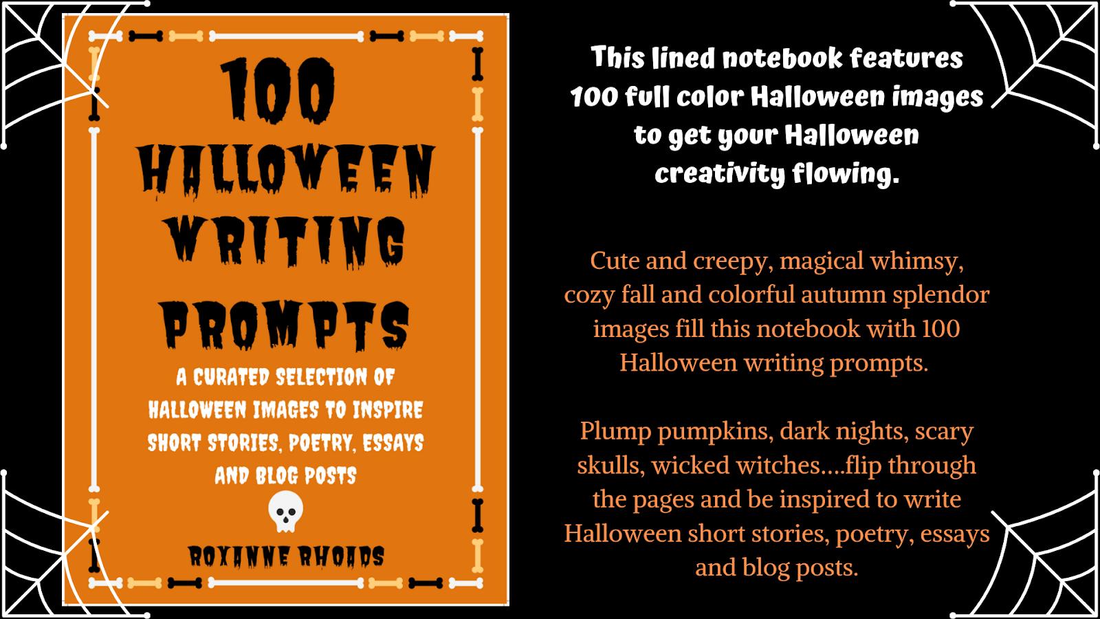 100 Halloween Writing Prompts