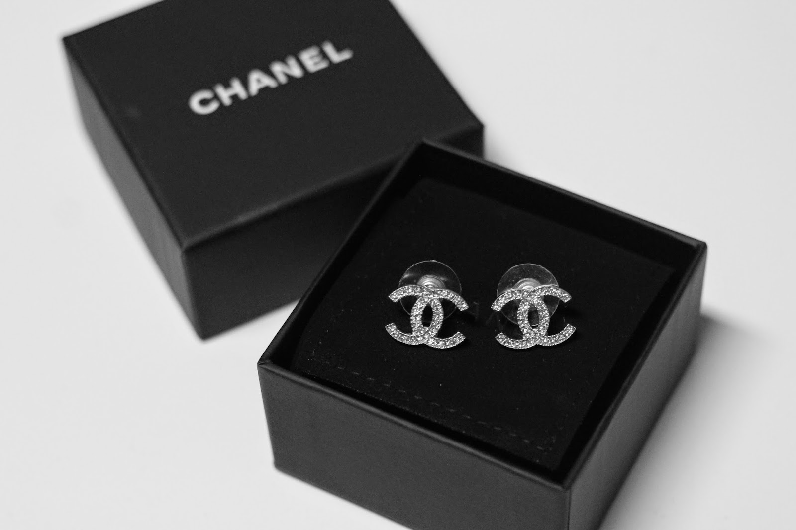 Miss City Chic Cur Obsession Chanel Cc Earrings